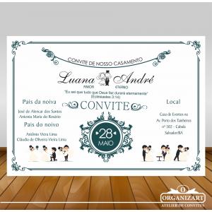 Convite Express 009